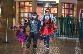Halloween en KidZania (Foto: Cortesía Sassy Mama)