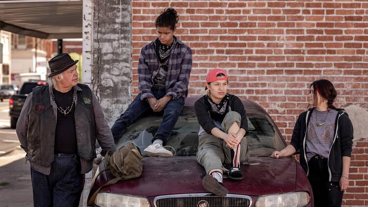 Televisão, Séries, Comédia, Crime, Reservation Dogs (2021)