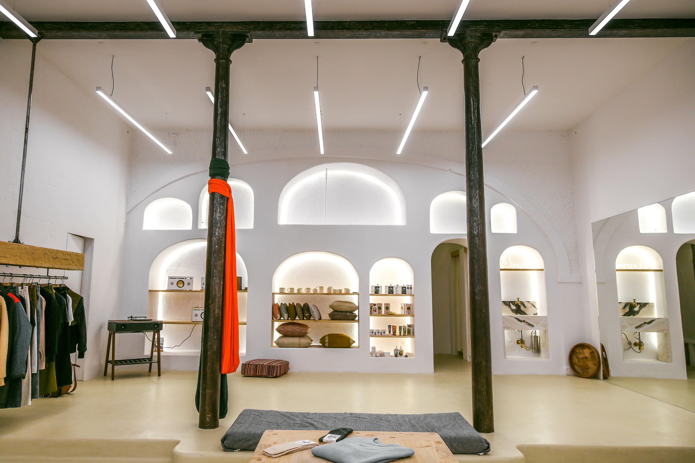 Paris em Lisboa ou a loja de moda que nasceu numa antiga padaria