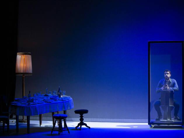 Le Discours, de FabCaro - Avec Simon Astier