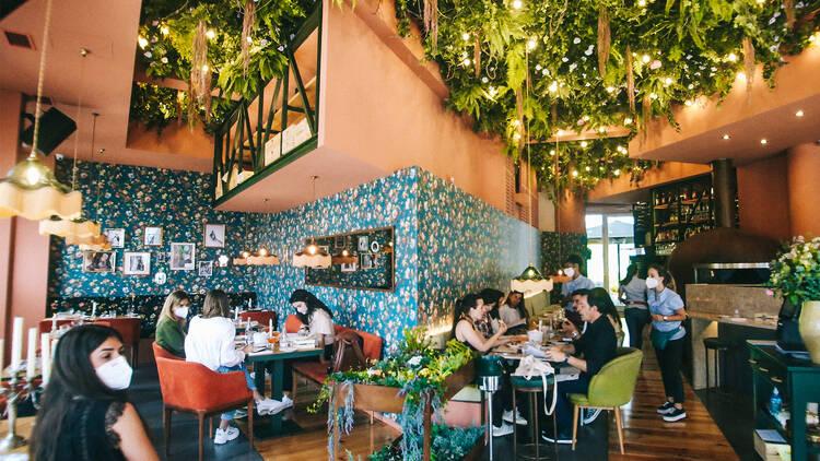 Restaurante, Cozinha Italiana, Sophia Natural Italian