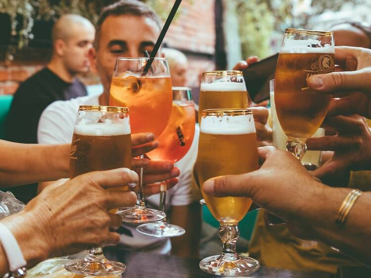 Mercado de Cerveja e Sidra Artesanal