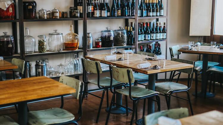 Restaurante, SEM Restaurant & Wine Bar