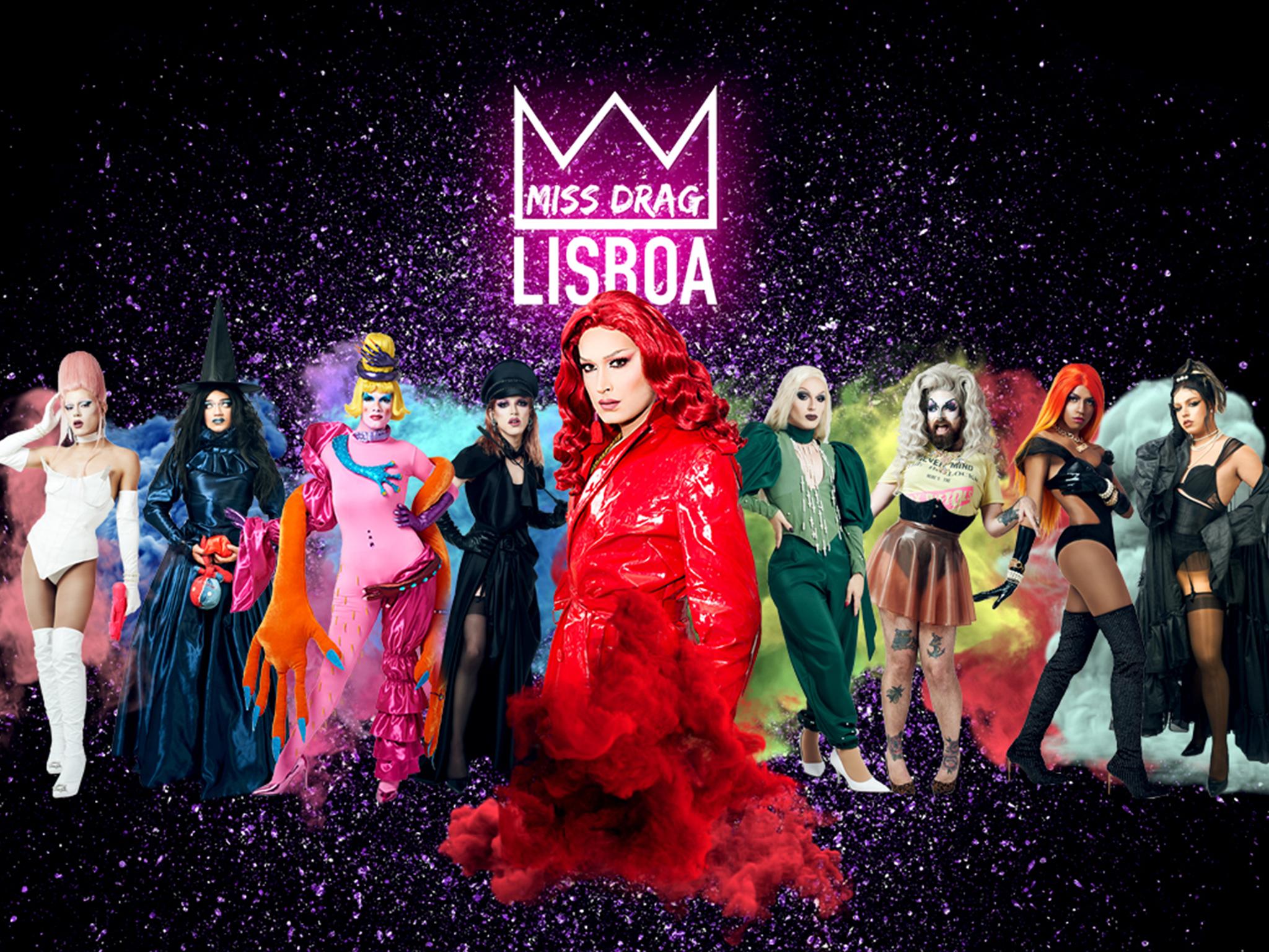 Miss Drag Lisboa: conheça a realeza alfacinha