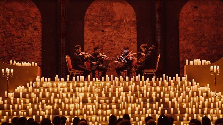 Candlelight Concerts by Fever