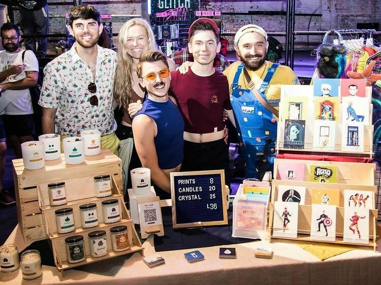 OPEN WIDE: A Month-Long BK Queer Flea Open Studio