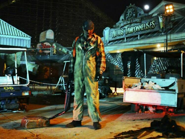 Fright Fest and 18+ Halloween parties at La Ronde