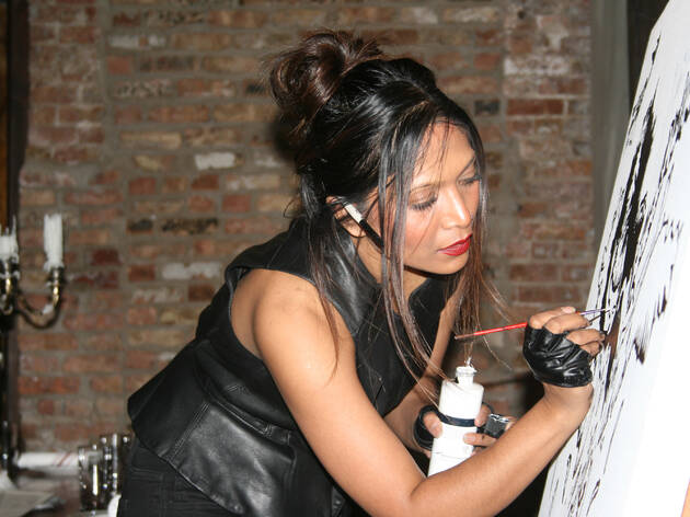 Chicago artist Jenny Vyas shares her favorite spots in the West Loop