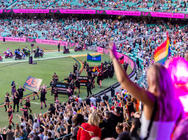 The Sydney Mardi Gras Parade will return to the SCG again next year