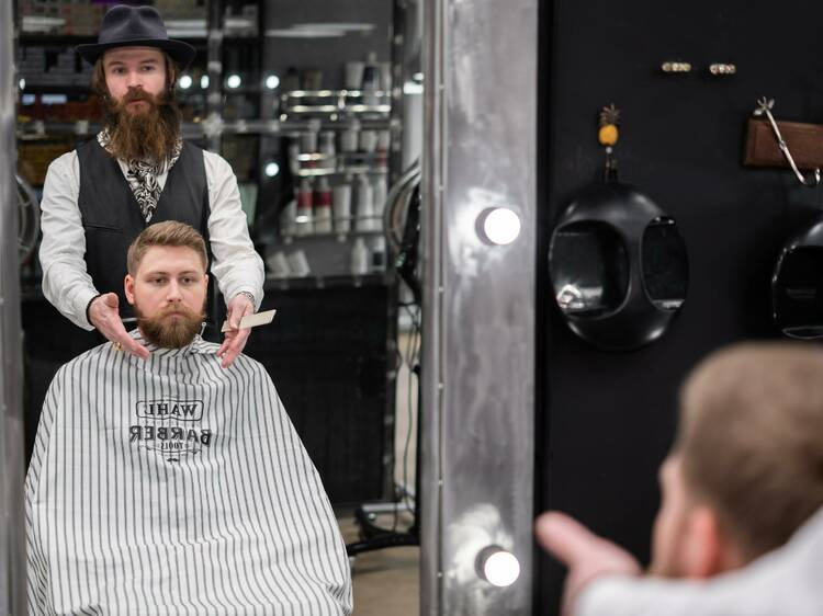 Shape up your hair at these local barbers