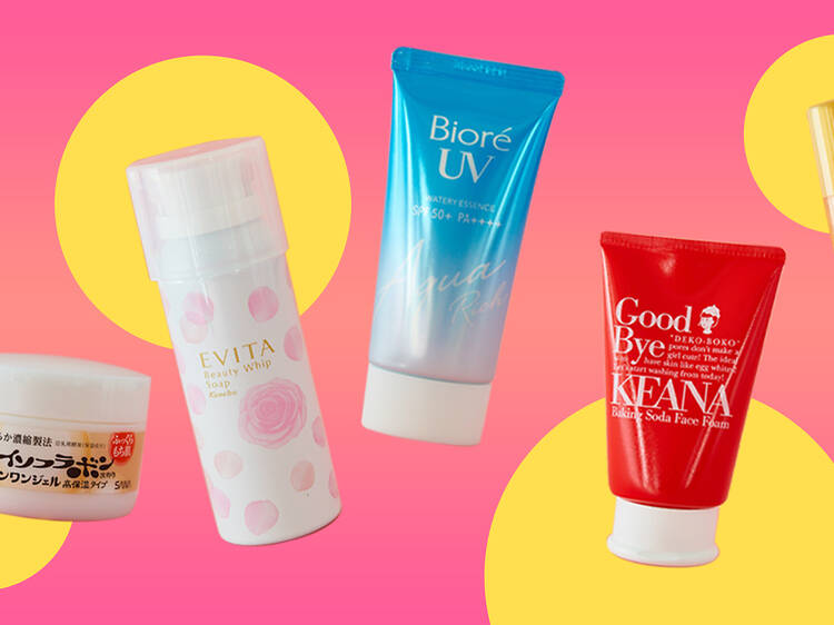 8 best Japanese skincare products you can buy from a drugstore