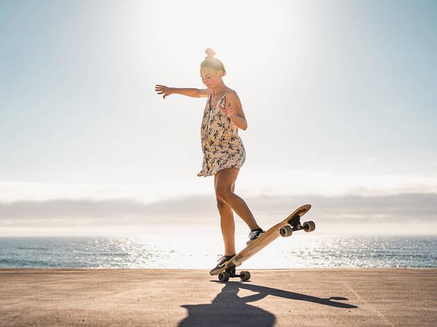Tudo o que precisa de saber sobre longboard dancing