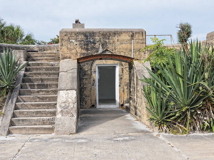 The 10 spookiest Florida ghost towns