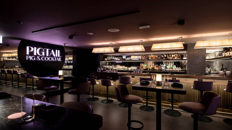 Try pork-infused cocktails at José Andrés' new speakeasy