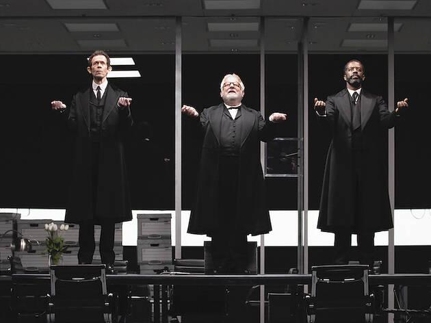 The Lehman Trilogy (Broadway)