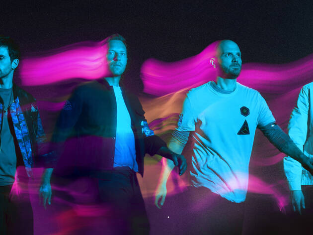 Coldplay vuelve a la CDMX