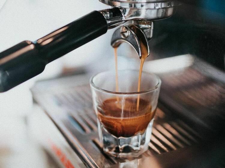 Micro Espresso Café