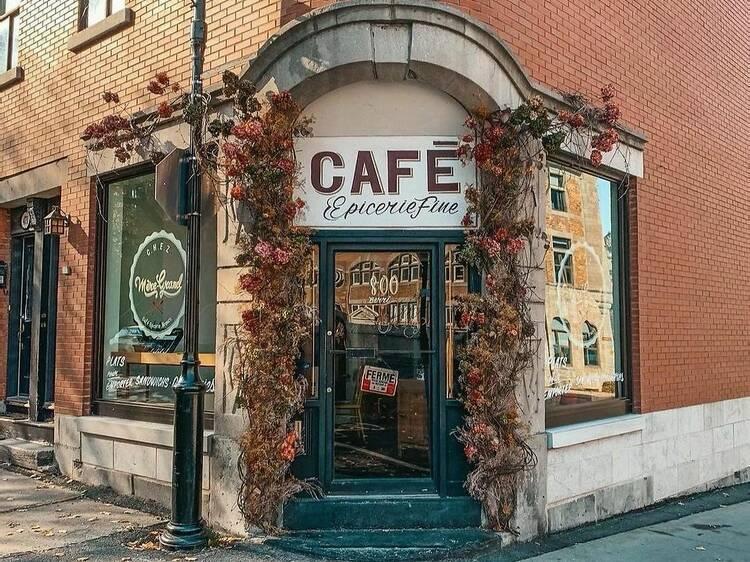 Café Mère Grand