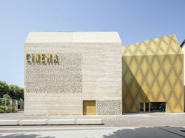 This new French multiplex may be the world's sexiest cinema