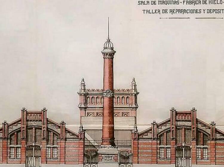 Luis Bellido. Arquitecto municipal