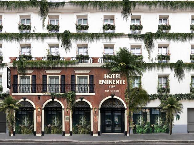 Hôtel Eminente : c'est Cuba dans la ville