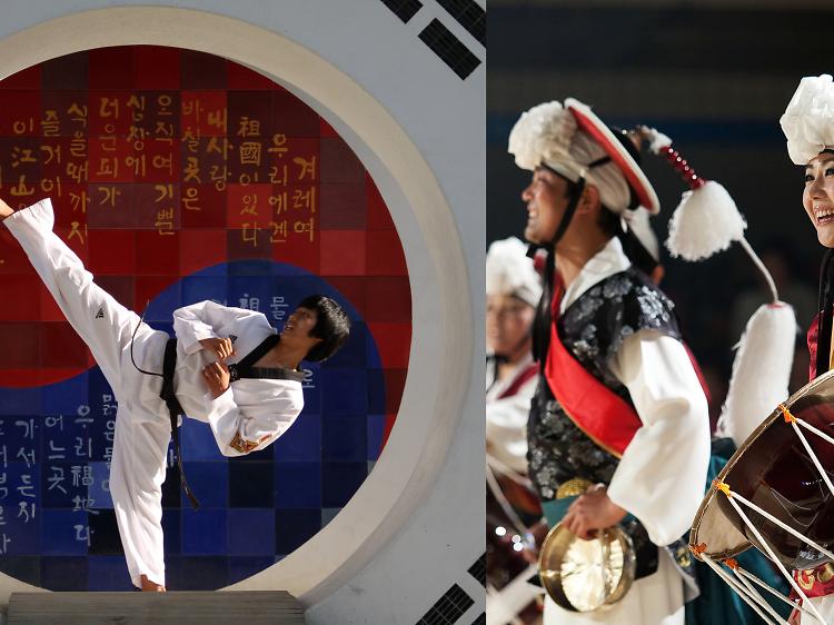 韓國十月文化節