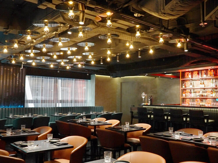 Owners of Kinship and Smoke and Barrel opens a new izakaya and cocktail lounge on Wyndham Street