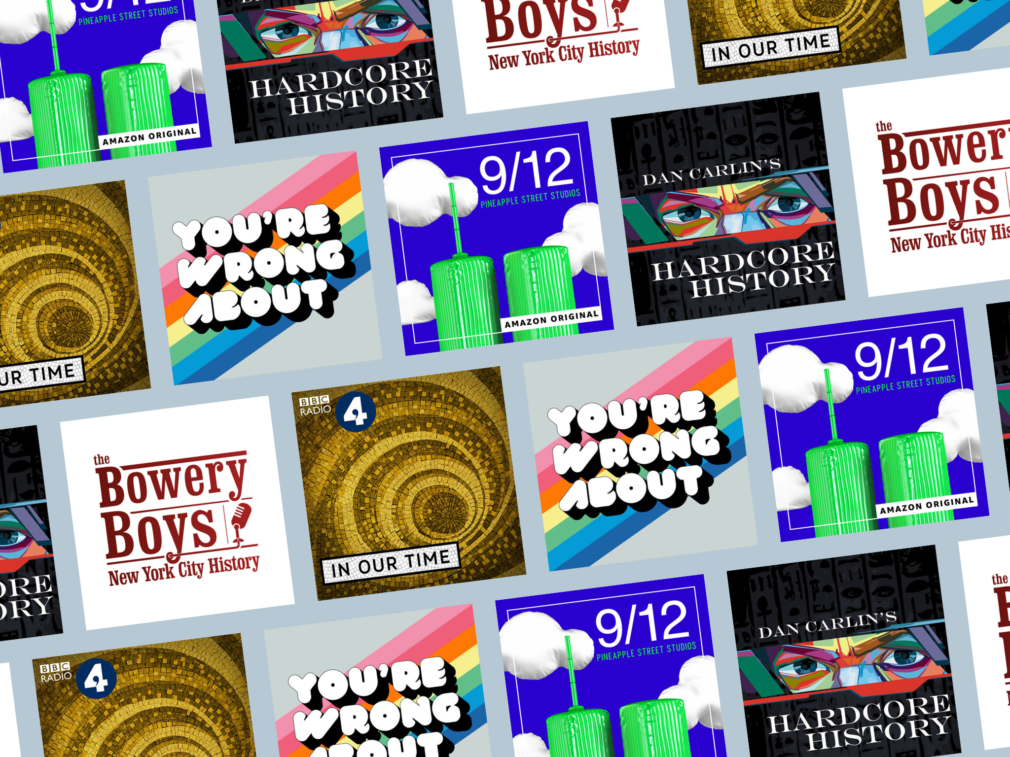 The 5 best history podcasts