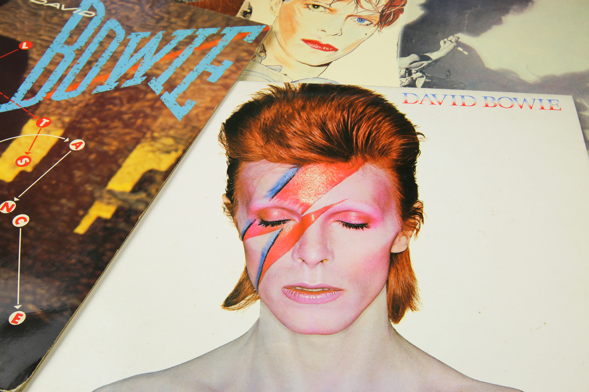 London's David Bowie pop-up shop has opened