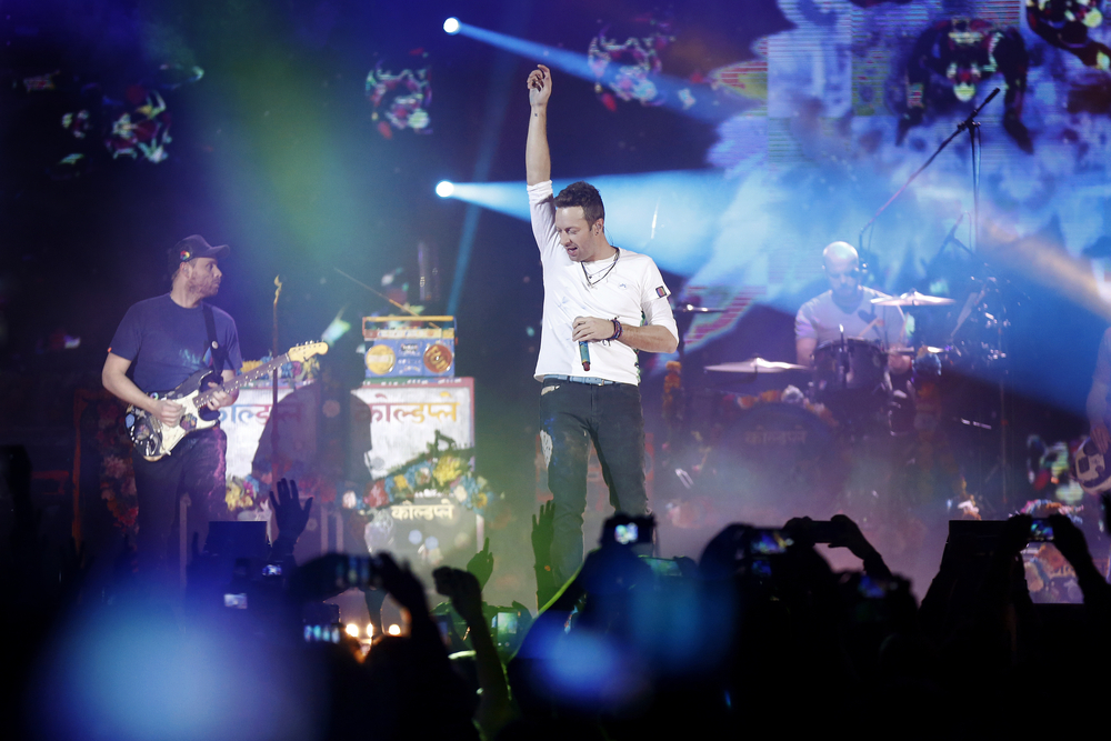Coldplay have announced an 'eco-friendly' world tour – and it actually might stand up