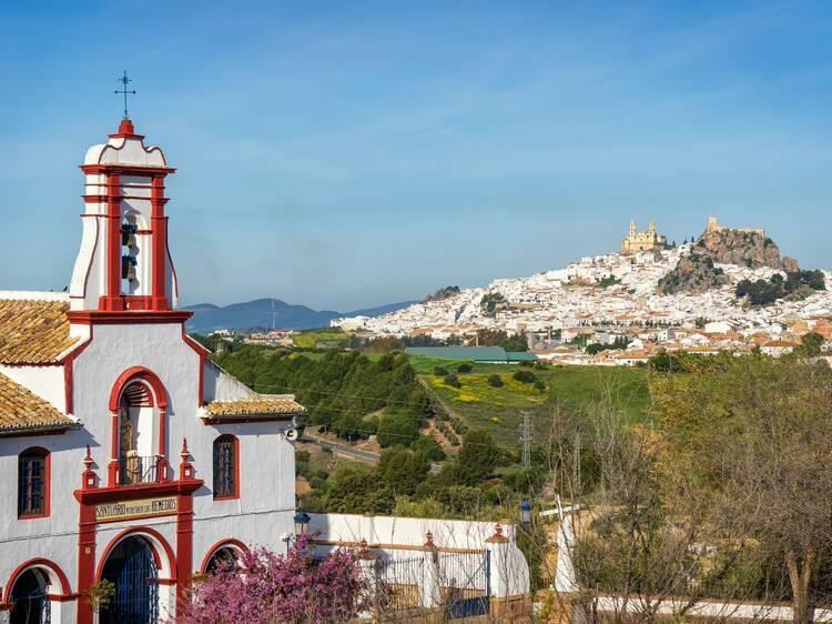 Ganad un fin de semana en Olvera, Capital del Turismo Rural 2021