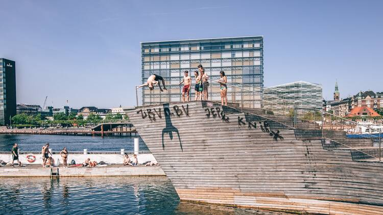 The European cities cleaning up rivers for wild swimmers