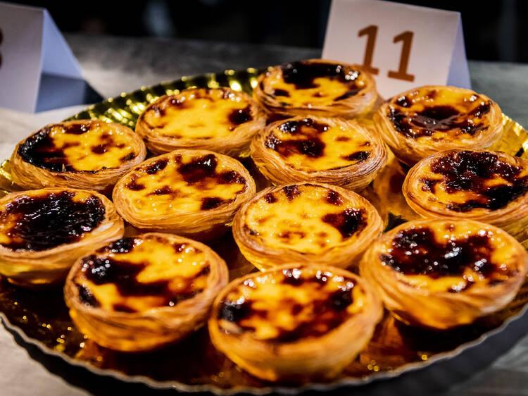 O melhor pastel de nata de Lisboa fica na Damaia