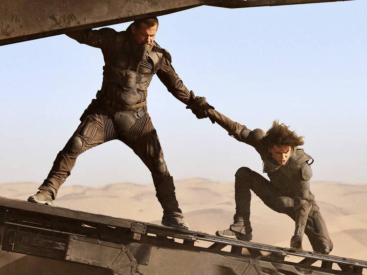 Head to your favourite cinema to watch Denis Villeneuve's masterful 'Dune'