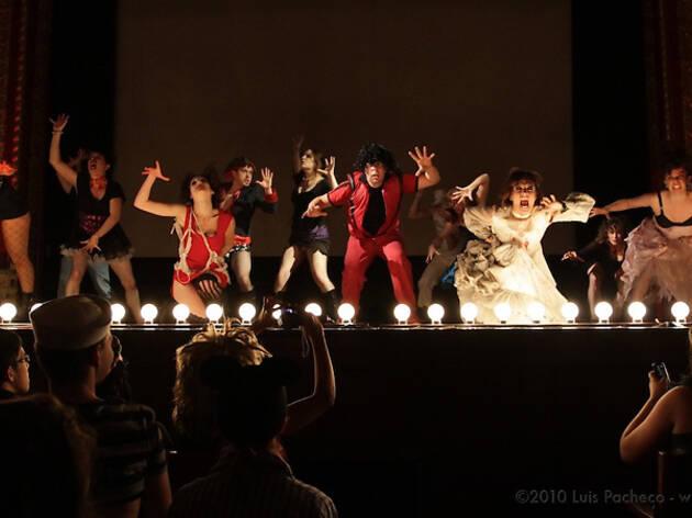 Le spectacle Rocky Horror Picture Show Montreal Halloween Ball est de retour cette année !