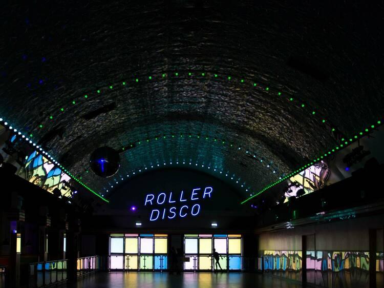 Halloween Roller Disco!