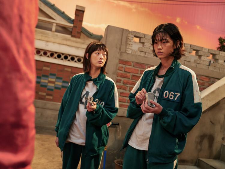 Netflix作品「イカゲーム」好きにすすめたい日本映画とシリーズ5選