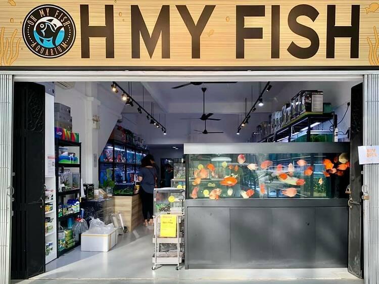 Oh My Fish