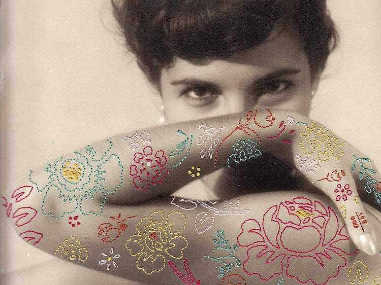 Maite Ortega. In Bloom