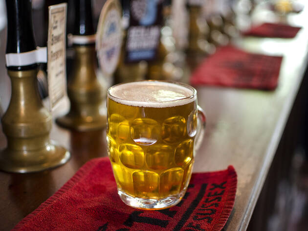 Alas: the price of beer is set to go up as much as 30p
