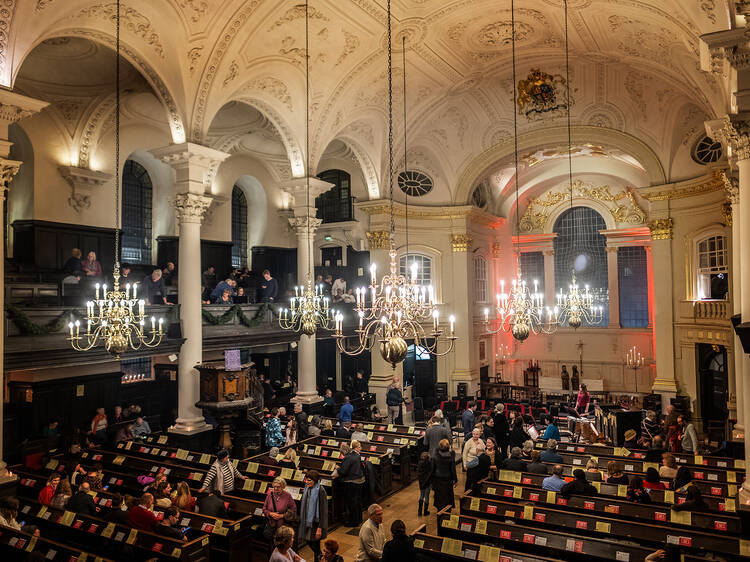 Carols for Christmas by Candlelight