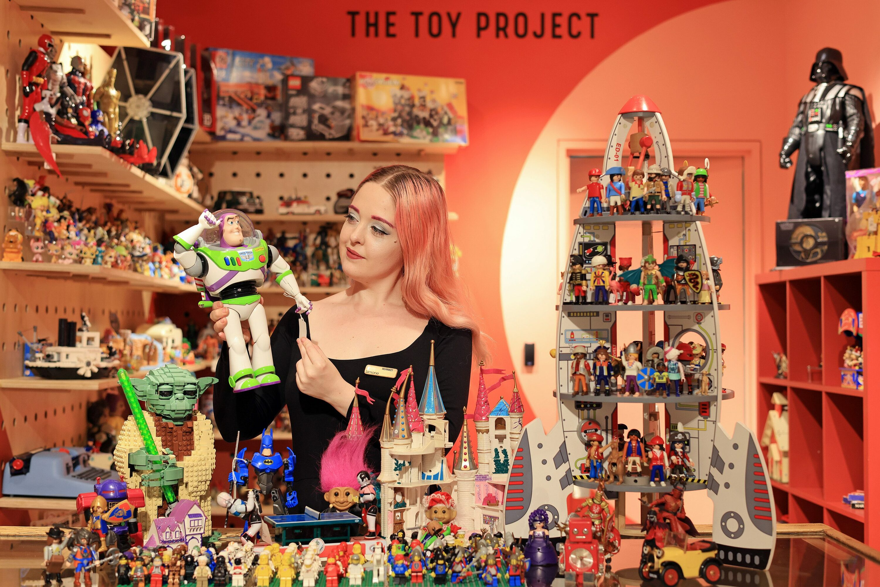 Selfridges has opened a pop-up shop selling pre-loved toys