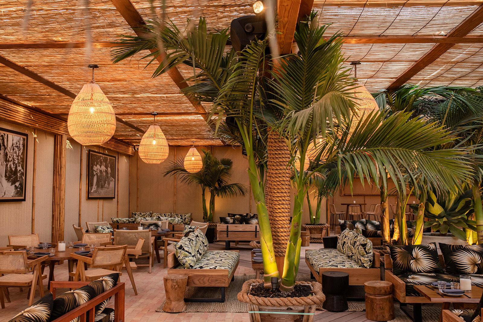 The hospitality group behind Elephanté just opened a Hawaiian tiki bar in Venice