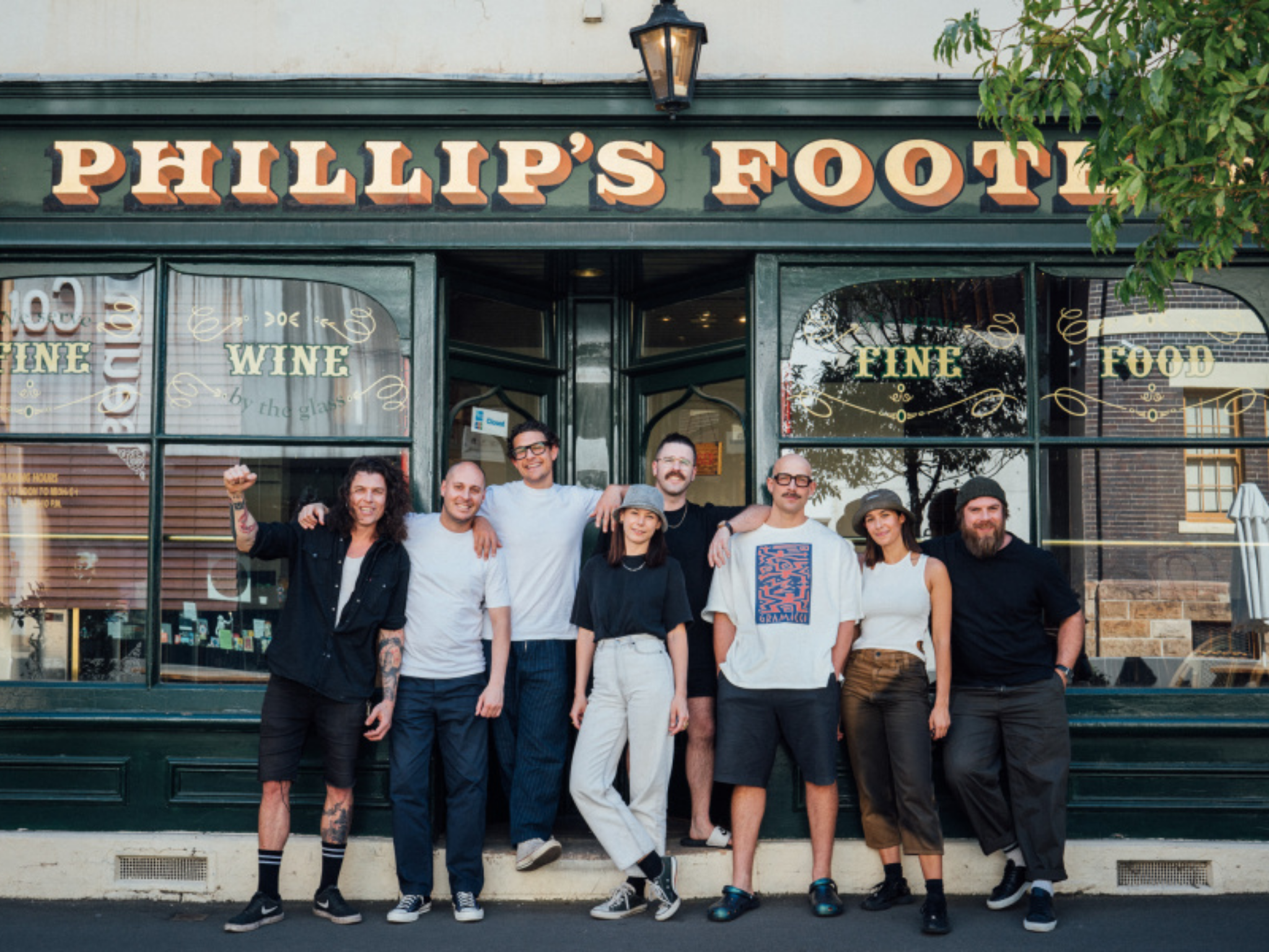 The group that brought us Frankie's, Shady Pines and Hubert to open wine bar in the historical Rocks
