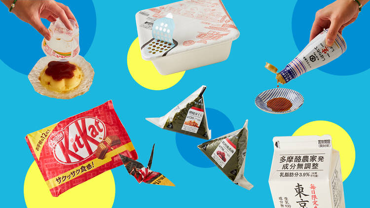 Genius Japanese packaging designs that make life easier