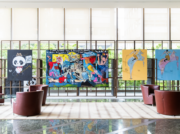 Hyatt Loves Local: Domingo Zapata Exhibition
