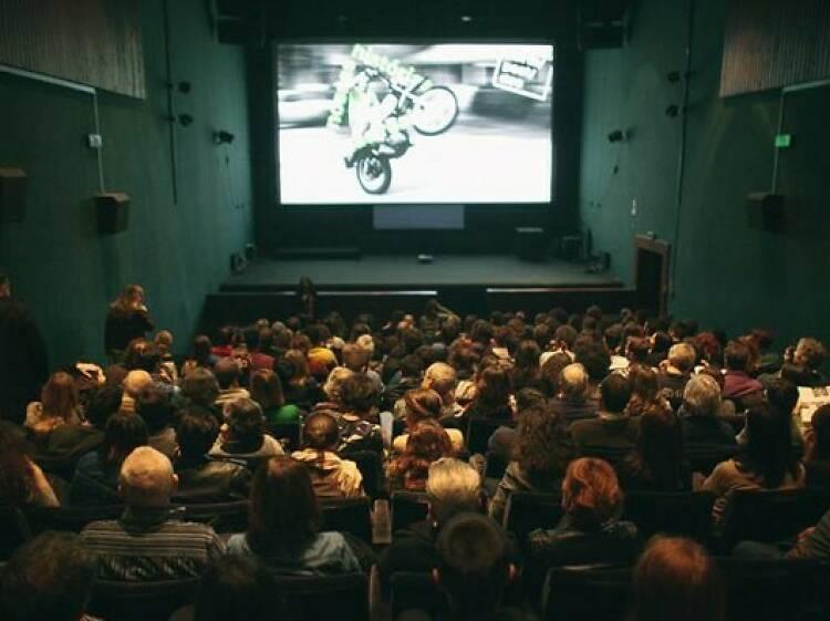 Cinema de terror no Passos Manuel