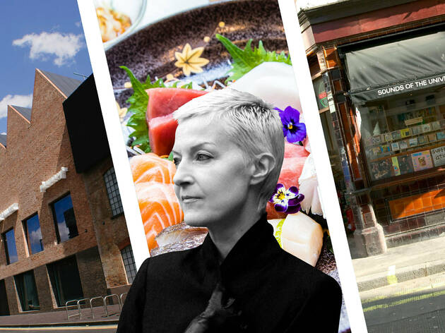 Mary Anne Hobbs' favourite places to hang out in London