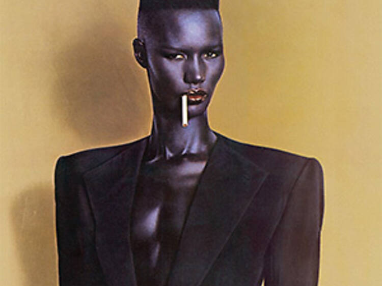 'Pull Up to the Bumper' by Grace Jones