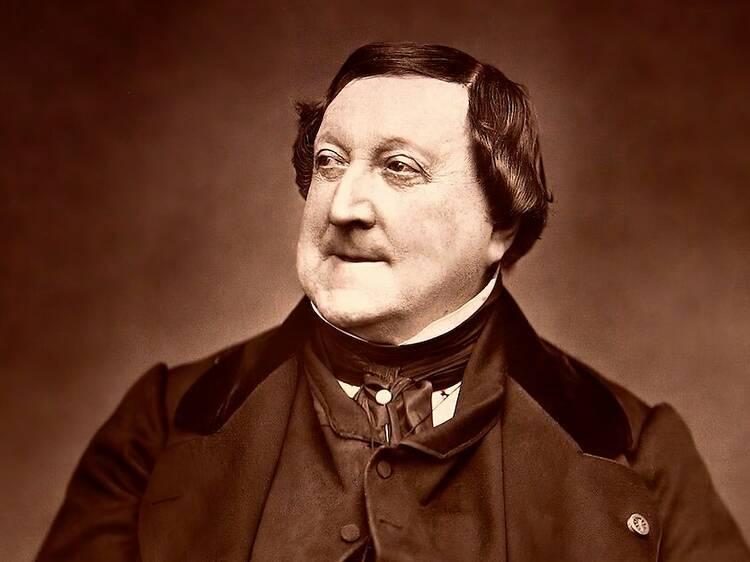 Rossini y España